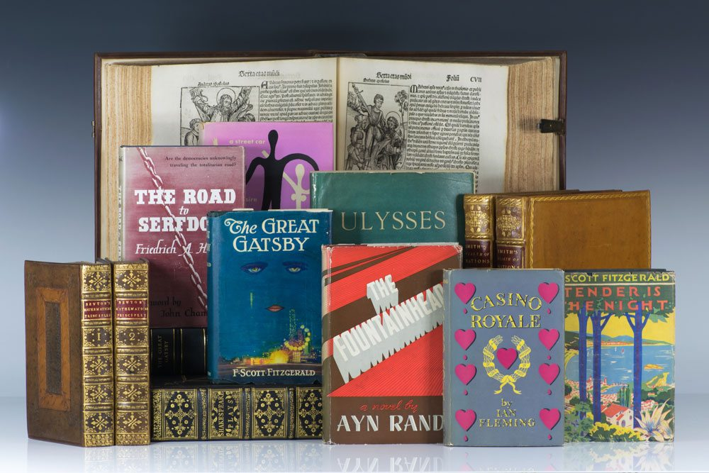 In The News – The Raptis Rare Books Collection is a Palm Beach Bibliophile's Dream