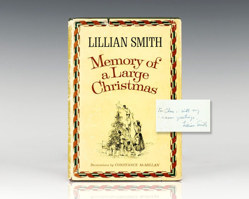 Memory of a Large Christmas.