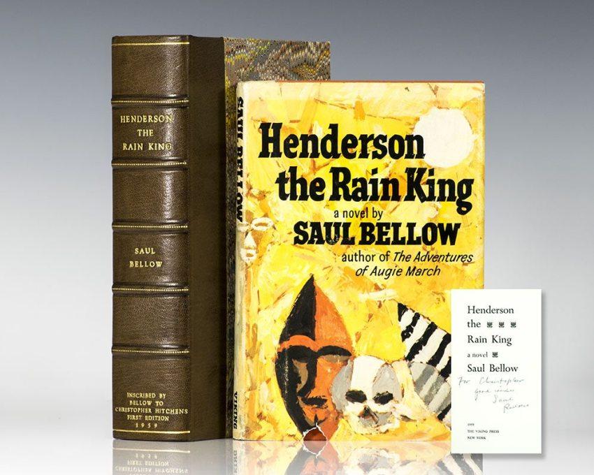 Henderson the Rain King.