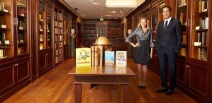 How to Create the Ultimate Home Library