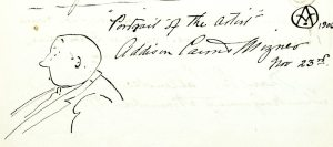 Farmholme Guest Book: With Drawing by Addison Mizner.
