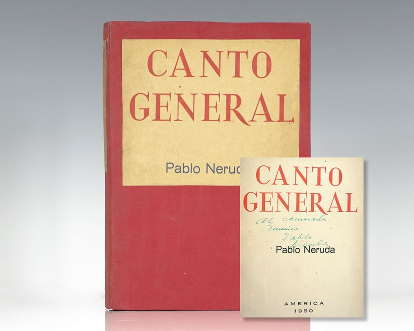 Canto General.