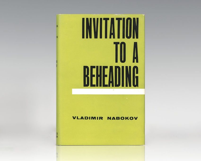 Invitation to a Beheading.
