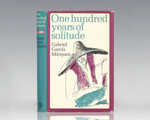 One Hundred Years of Solitude.