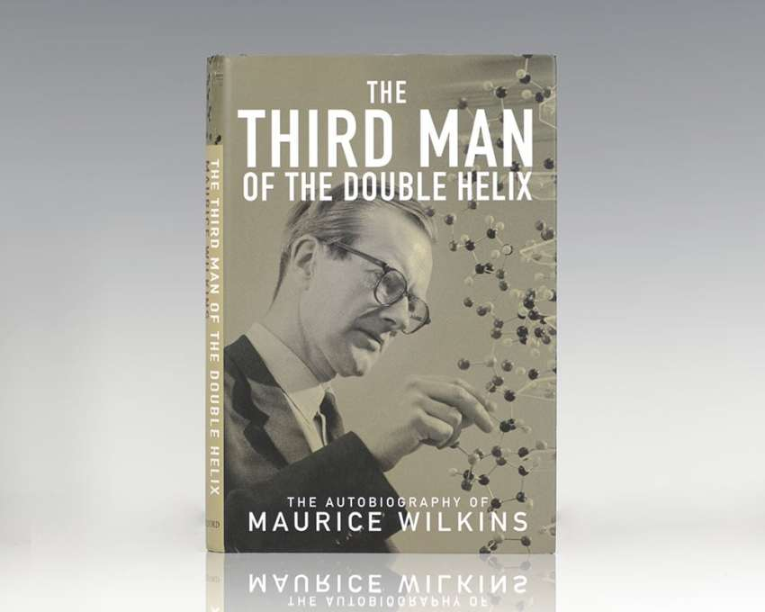 The Third Man of the Double Helix: The Autobiography of Maurice Wilkins.