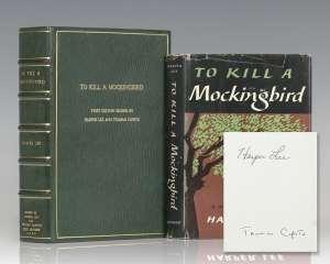 To Kill A Mockingbird: the Great American Novel.