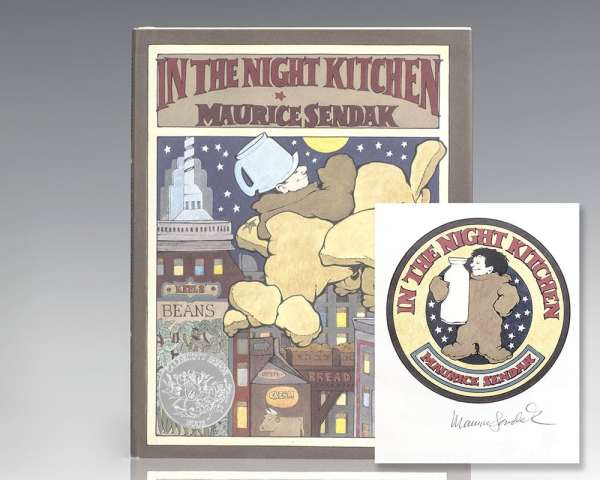 In the Night Kitchen.