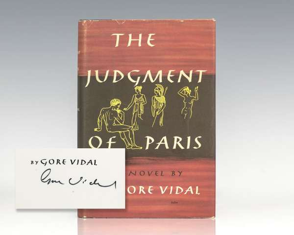 The Judgment of Paris.