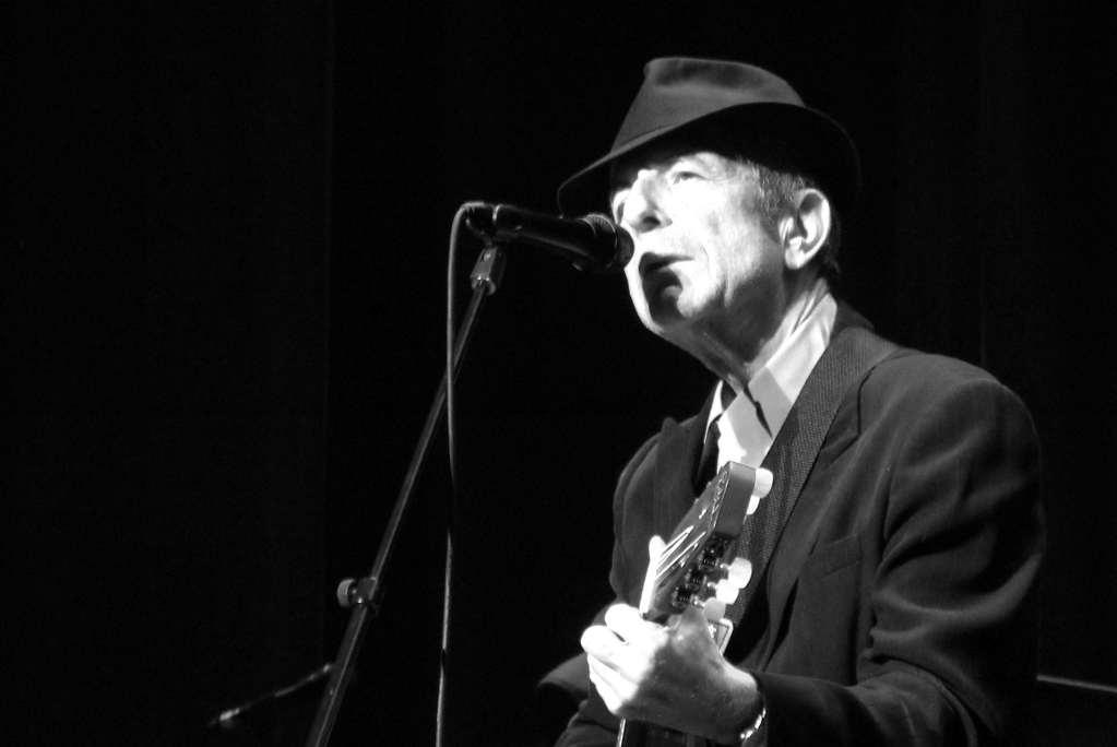 The Poetic Voice of Leonard Cohen.