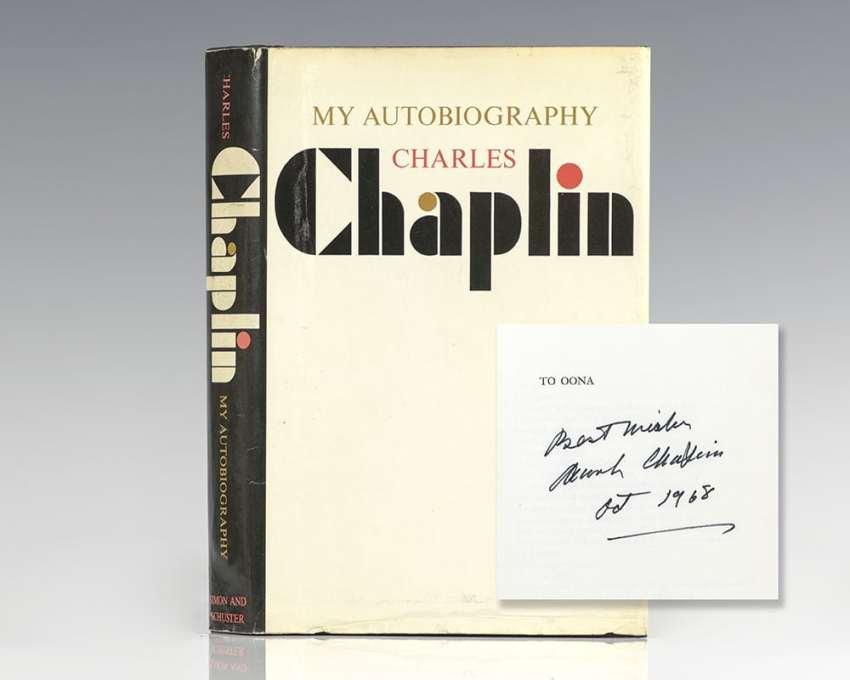 Charles Chaplin: My Autobiography.