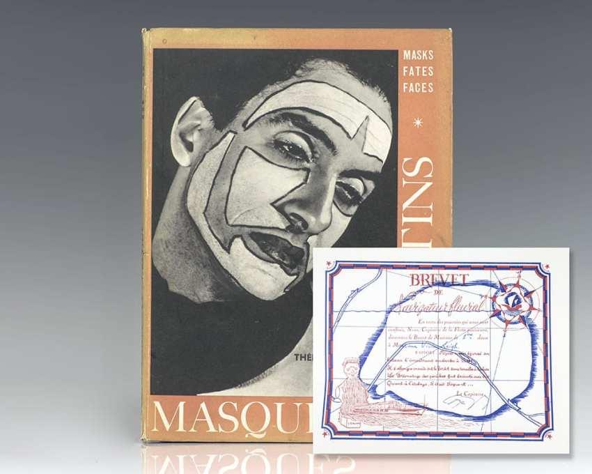 Masques et Destins: Masks, Fates, Faces.