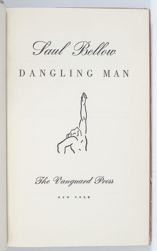 Dangling Man.