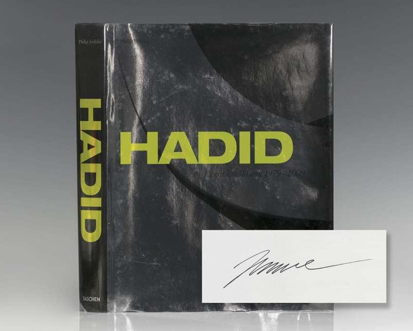 Zaha Hadid: Complete Works, 1979-2009.