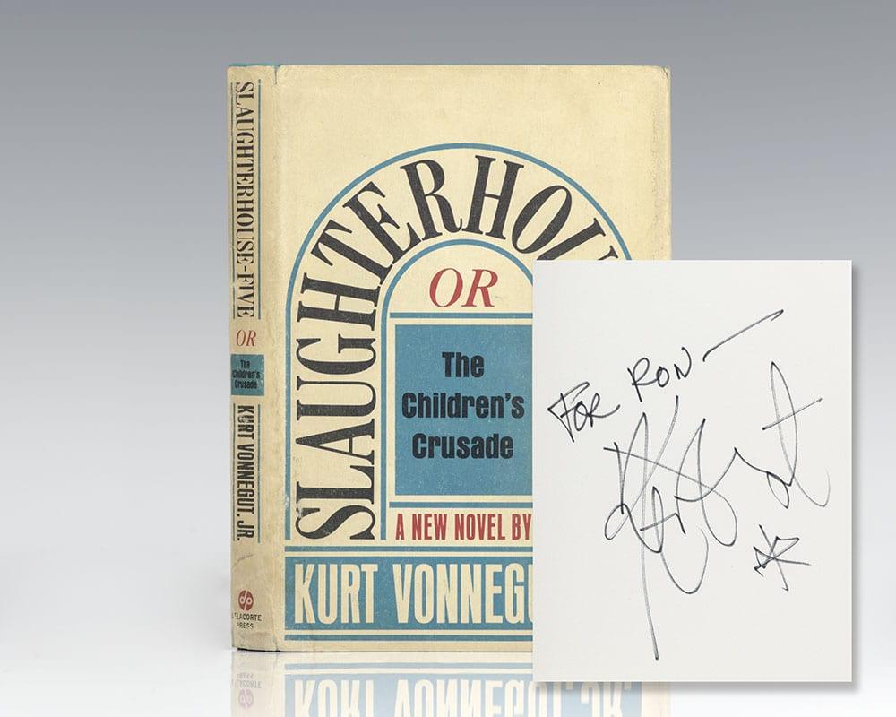 The 50th Anniversary of Kurt Vonnegut's Slaughterhouse-Five.