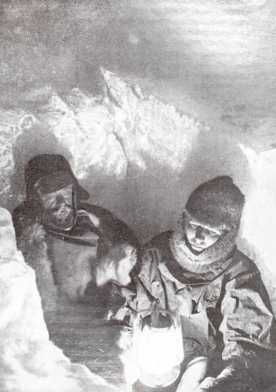 The Heart of the Antarctic: Being the Story of the British Antarctic Expedition 1907-1909.