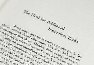 Paths To Wealth Through Common Stocks.