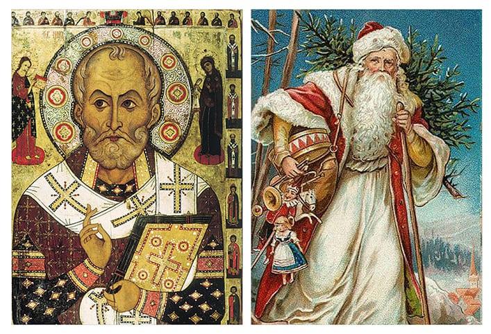 Raptis Rare Books Lecture Series: Historian Ed Lamont Presents: From Saint Nicholas to Santa Claus.