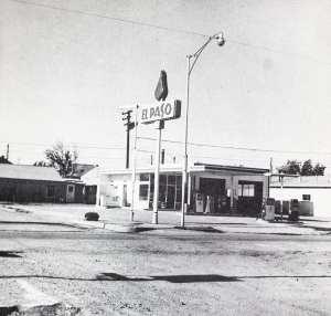 Twentysix Gasoline Stations.