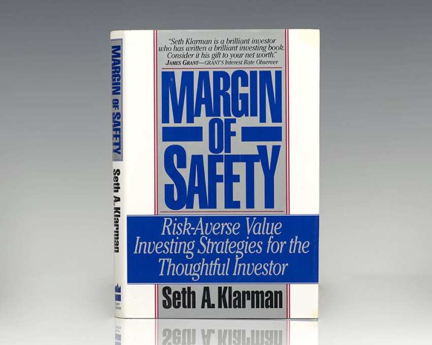 Margin of Safety: Risk-Averse Value Investing Strategies for the Thoughtful Investor.