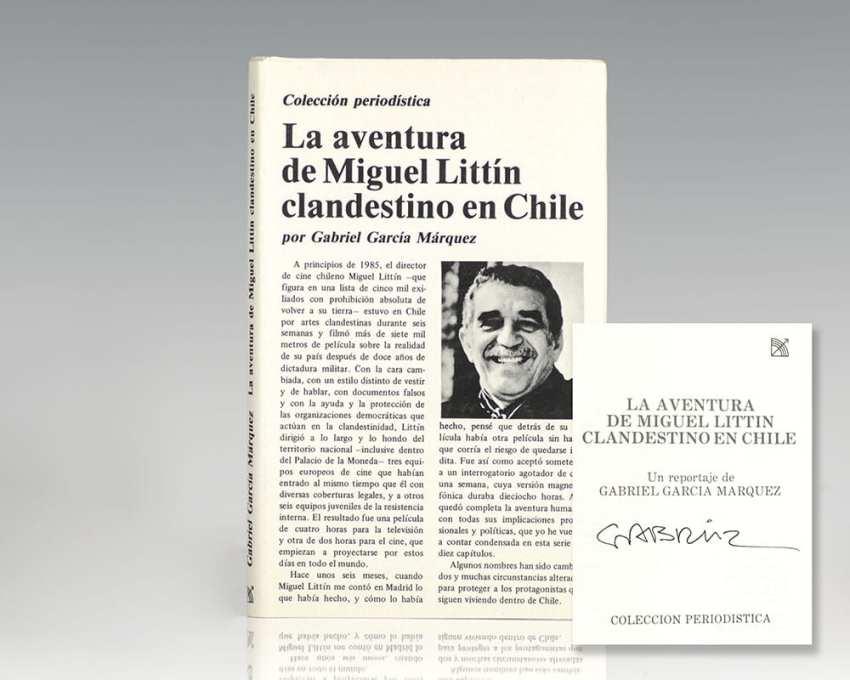 La Aventura de Miguel Littin Clandestino en Chile.