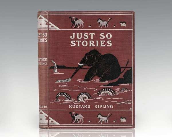 Just So Stories For Little Children.