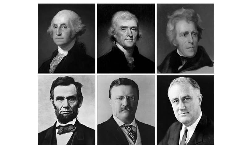 Raptis Rare Books Lecture Series: A Look at Transformational Presidents with Dr. Alvin Felzenberg.