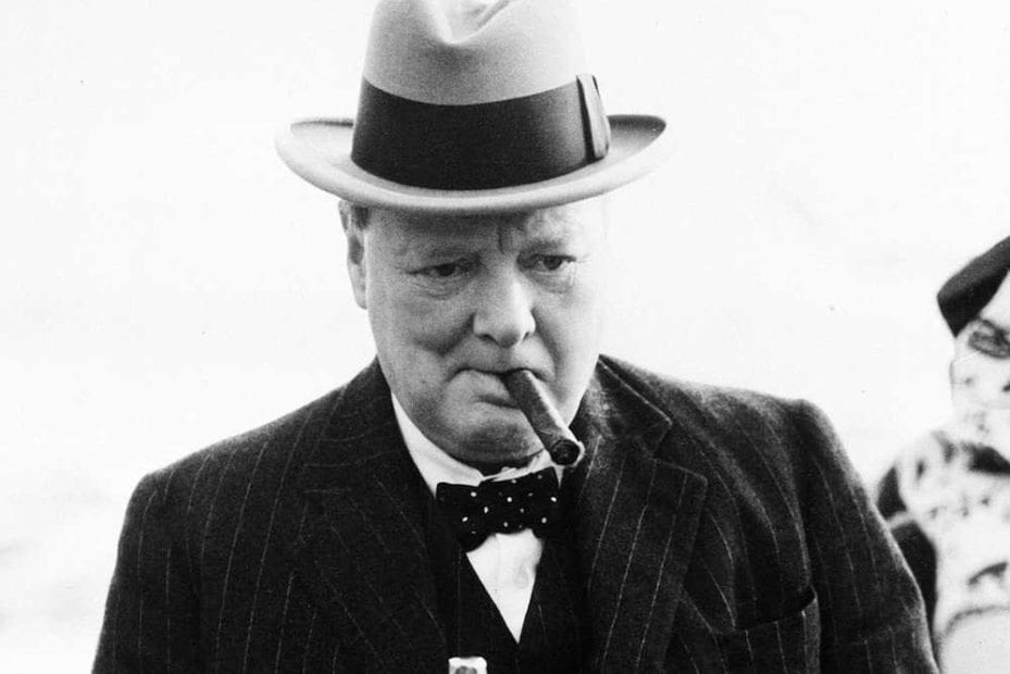 Raptis Rare Books Lecture Series: At Churchill's Table: Dining and Diplomacy with History's Greatest Leaders.