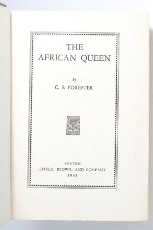 The African Queen.
