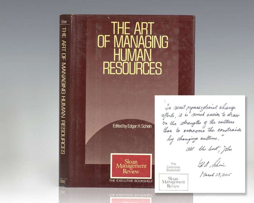 The Art of Managing Human Resources.