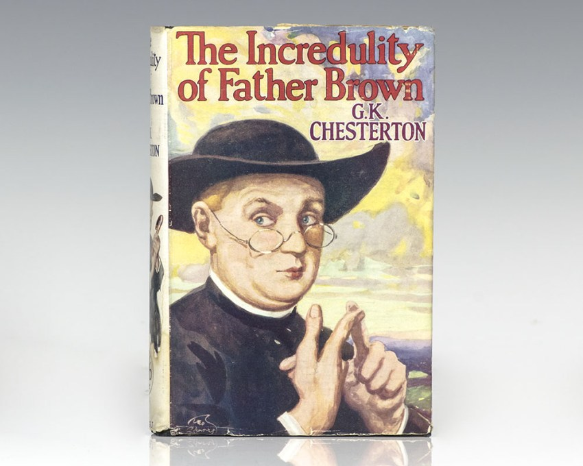The Incredulity of Father Brown.