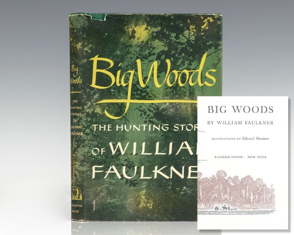 Big Woods: The Hunting Stories.
