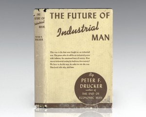 The Future of Industrial Man.