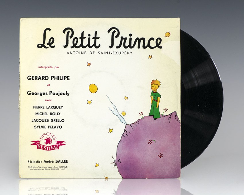 Le Petit Prince (The Little Prince).