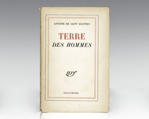 Terre Des Hommes. [Wind, Sand and Stars].