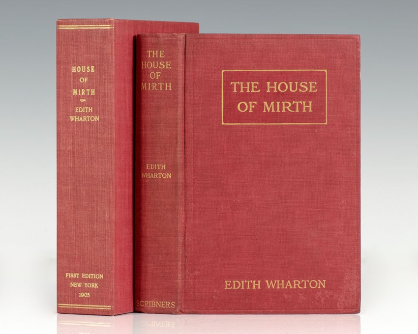 The House of Mirth.