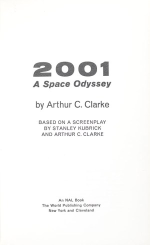 2001: A Space Odyssey.