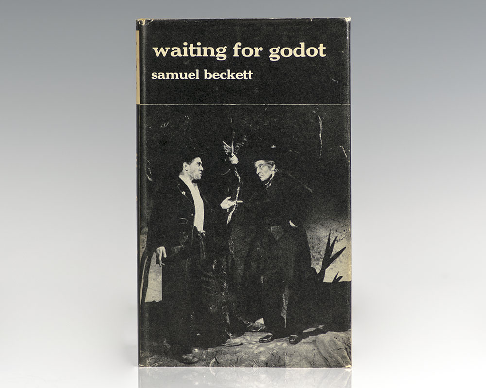 Waiting For Godot Samuel Beckett First Edition Signed