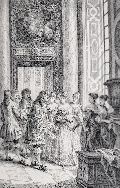 Oeuvres Completes de Moliere.
