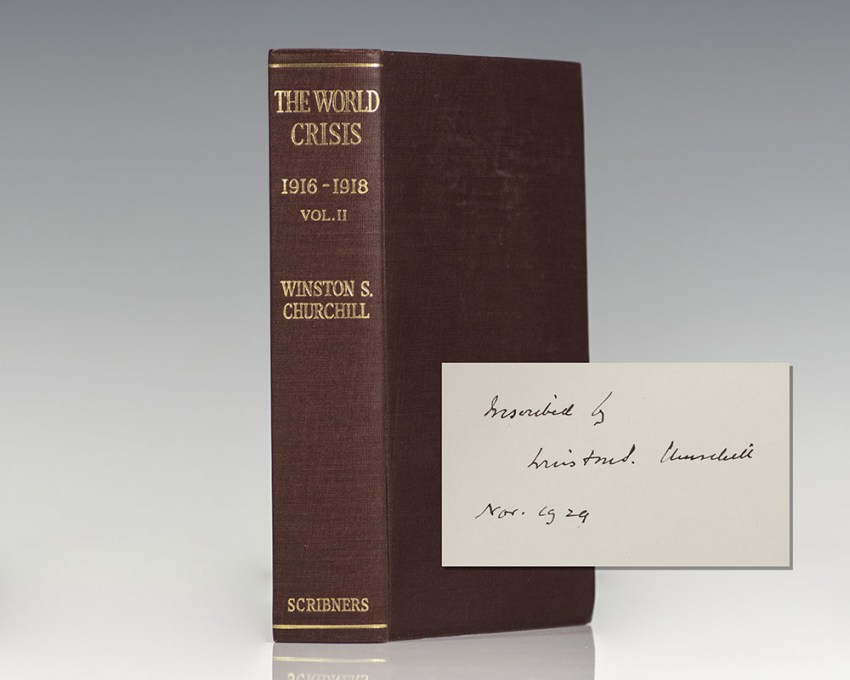 The World Crisis 1916-1918. Vol. II.