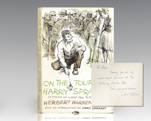 On the Tour with Harry Sprague.