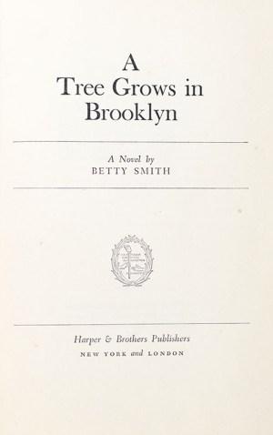 A Tree Grows In Brooklyn.