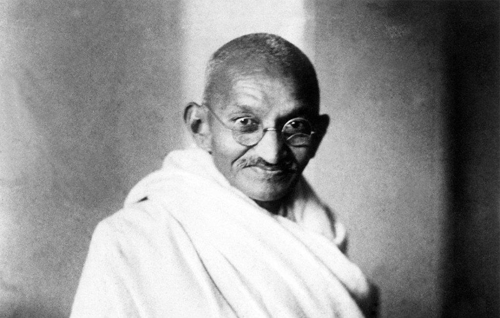 The 150th Anniversary of Gandhi's Birth.