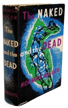 Inscribed Edition of Norman Mailer's The Naked and the Dead