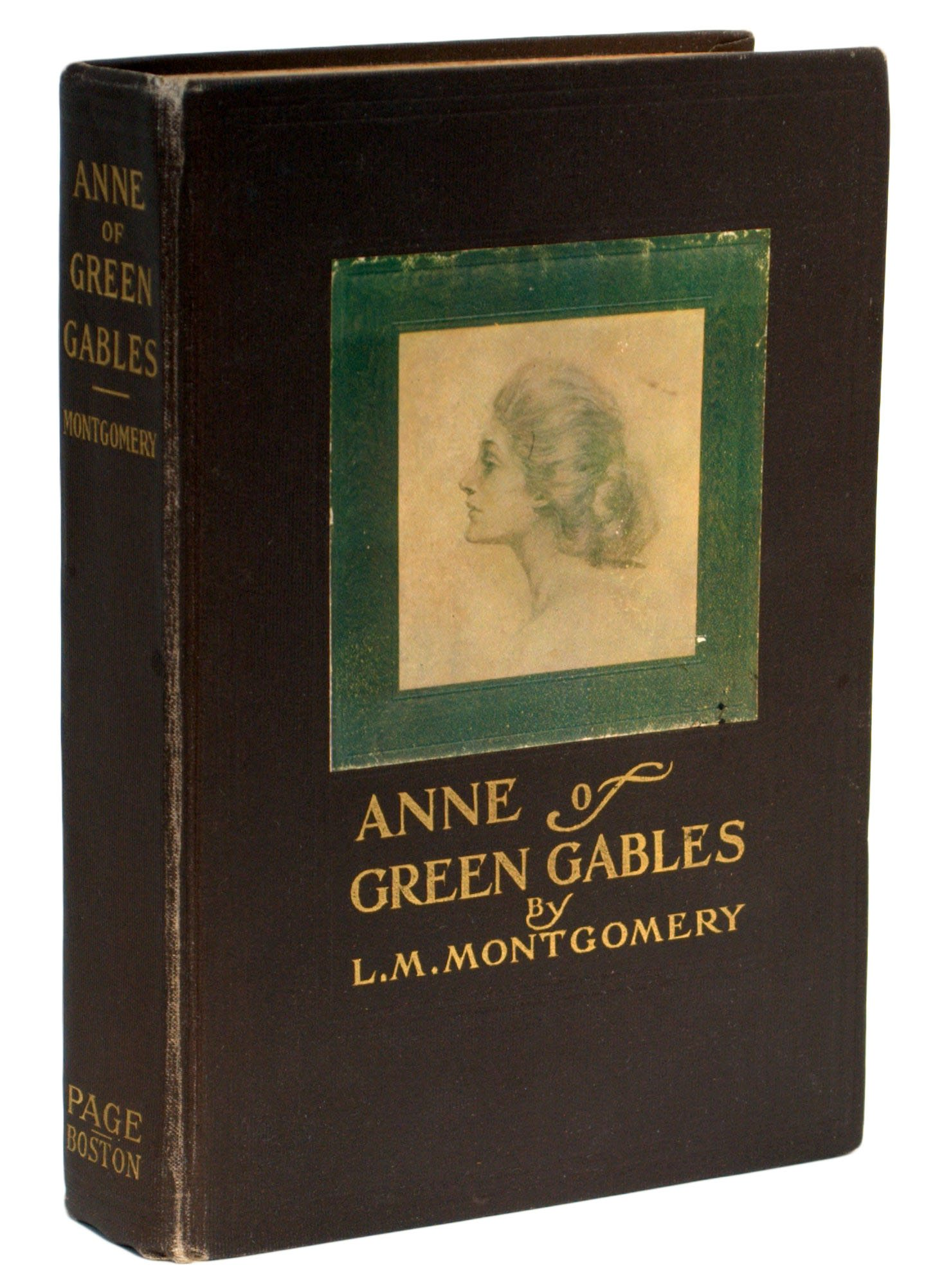 Anne Of Green Gables First Edition