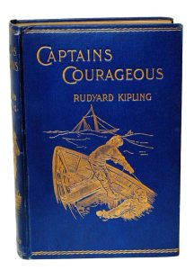 Captains Courageous, First Edition