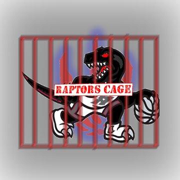 Raptors Cage logo