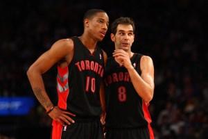 Jose+Calderon+Toronto+Raptors+v+New+York+Knicks+CGrXCuey6Tml