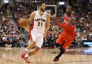 BREAKING: Greivis Vasquez to Milwaukee for Future 1st Round Pick