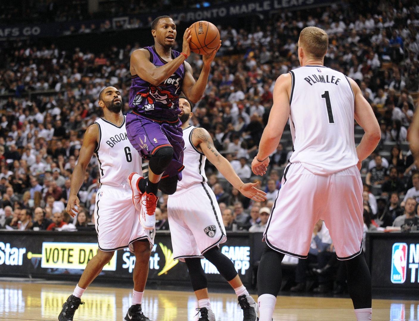 e34cb381ddb8f Post Game  Toronto Raptors rout Brooklyn Nets at home