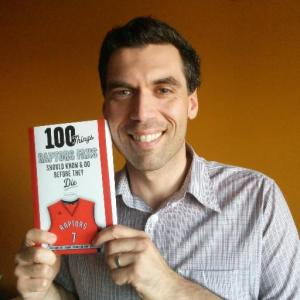 100 Things Raptors Fans Should Know & Do Before They Die – Book review and interview with author Dave Mendonca